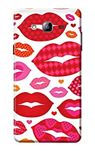 Samsung Galaxy On7 Back Cover KanvasCases Premium Designer 3D Printed Lightweight Hard Case
