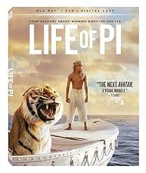 Life of Pi [Blu-ray]
