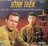Original TV Soundtrack Star Trek: The Cage/Where No Man Has Gone Before