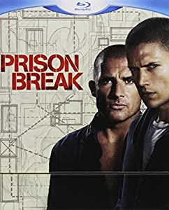 Prison Break, Saisons 1 à 4 + The final break [Blu-ray]