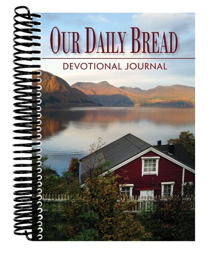 Our Daily Bread Devotional Journal (Our Daily Bread Spiral Journal compare prices)