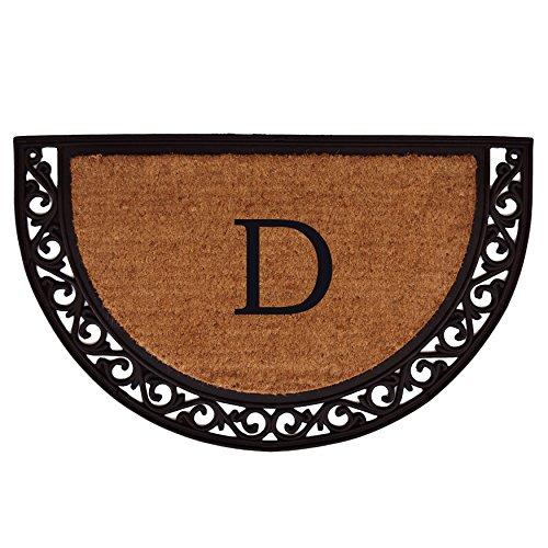 Home & More 100102436D Ornate Scroll Doormat, 24