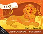 Leo Mini Day-To-Day Calendar with Mag...