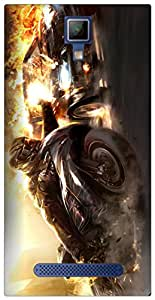 APE Designer Back Cover for MICROMAX CANVAS EXPRESS 4G Q413