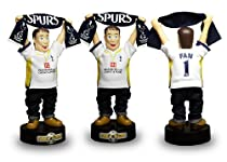 Official Tottenham Hotspur Number 1 Fan Singing Doll