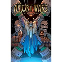 Amory Wars: In Keeping Secrets Of Silent Earth: 3 Vol. 2 by Claudio Sanchez,&#32;Peter David and Chris Burnham