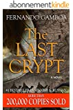 THE LAST CRYPT (Ulysses Vidal Adventure Series Book 1) (English Edition)