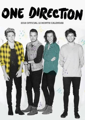 The Official One Direction 2016 A3 Calendar (Calendar 2016)