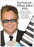 echange, troc Sir Elton John - Elton John Play Piano with vol.2 + CD