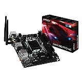 MSI Gaming Intel Skylake B150 LGA 1151 DDR4 USB 3.1 Mini ITX Motherboard (B150I Gaming Pro AC)
