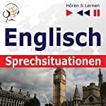 Englisch in Sprechsituationen - Hören und Lernen: A Month in Brighton / Holiday Travels / Business English / Grammar Tenses | Joanna Bruska,Anna Kicinska,Dorota Guzik