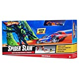 Hot Wheels Spider Slam Track Set, Multi Color