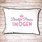 Personalised pillow case girls Princess design perfect birthday gift