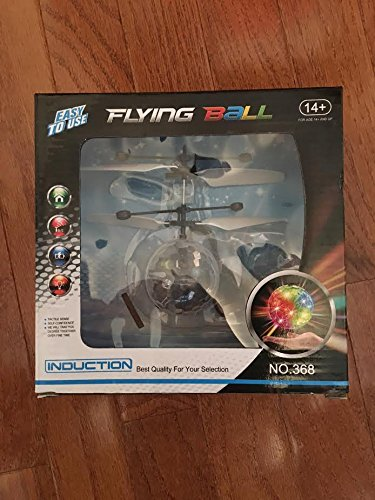 The-Phoenix-FLYING-BALL-LED-Newest-Version-Battery-Free-USB-Charging-Cable-Included-LED-Flying-Ball-with-Two-Propellers-Hand-Controlled-Hover-and-Fly-Turn-OnOff-with-TV-Remote
