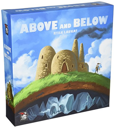 Above And Below - Board Game - English