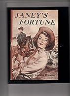 Janey's Fortune by Lavinia R. Davis