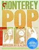 Criterion Collection: Monterey Pop [Blu-ray]