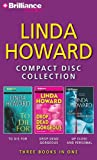 Linda Howard CD Collection 3: To Die For, Drop Dead Gorgeous, Up Close and Dangerous