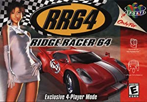 Ridge Racer 64 - Nintendo 64