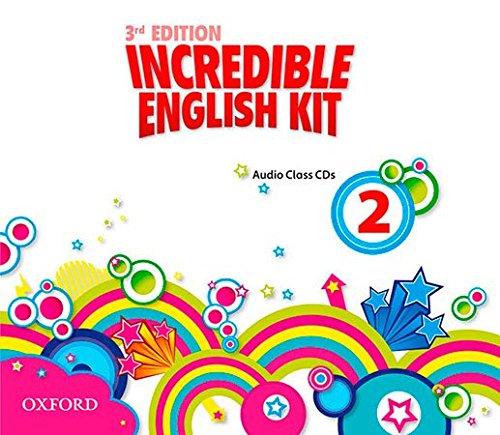 Incredible English kit 2: CD 3rd Edition (Incredible English Kit Third Edition)