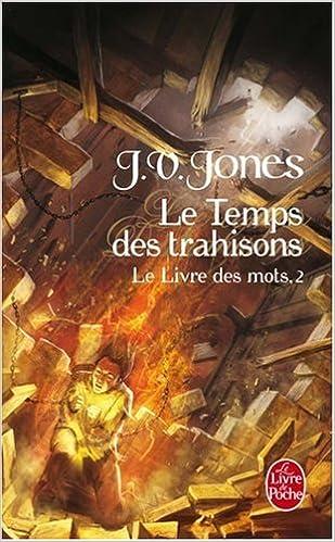 Jones, J.V - Le Livre des mots - Integrale