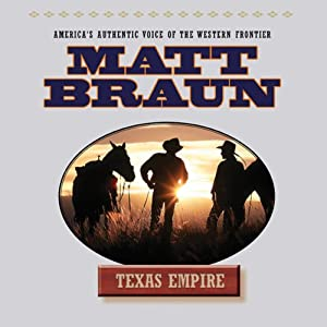 Texas Empire Audiobook