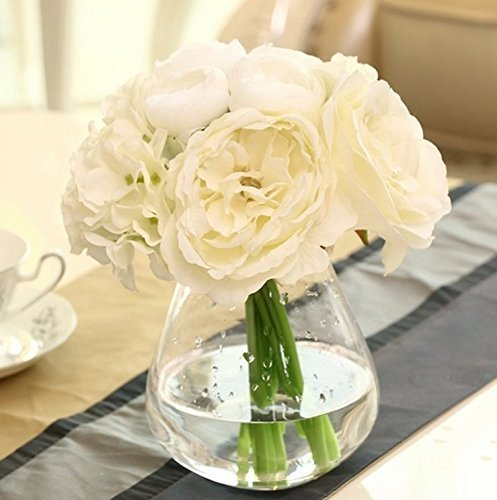 Decor artificial flowers real touch silk flowers floral latex real about us mightylinksfo
