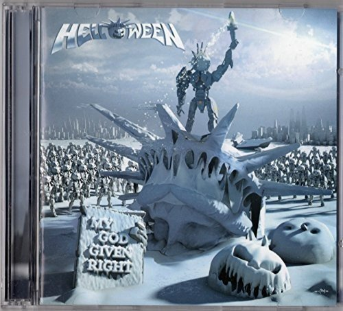 CD : HELLOWEEN - My God Given Right (2 Discos)