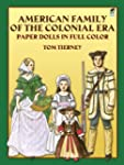 American Family of the Colonial Era P...
