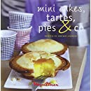 Mini cakes, tartes, pies & co