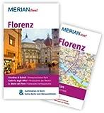 Florenz: MERIAN live! - Mit Kartenatlas im Buch und Extra-Karte zum Herausnehmen