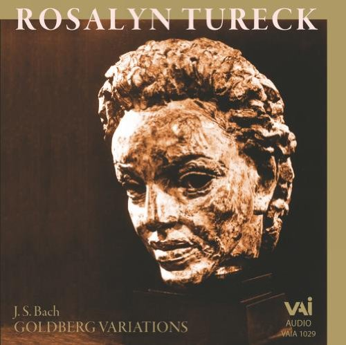 Goldberg Variations Rosalyn Tureck J.S. Bach Video Artists Int'l
