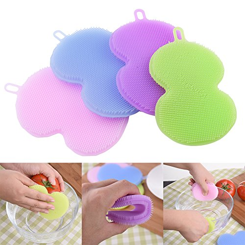 aihometm-multi-function-eco-friendly-dish-bowl-cleaning-creative-brush-heat-resistant-mat-gourd-styl