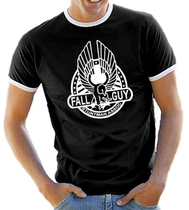 The Fall Guy T-Shirt for Men - 7 Colours - S to XXL