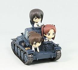 ガールズ&パンツァー 38t 戦車B/C型 エンディングVer.全国大会時 ノンスケール 全長約82mm 塗装済み完成品 PD21