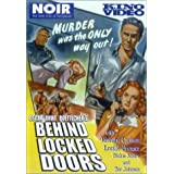 Behind Locked Doors [DVD] [1948] [Region 1] [US Import] [NTSC]by Lucille Bremer
