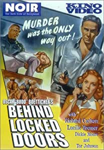 Behind Locked Doors [Import]