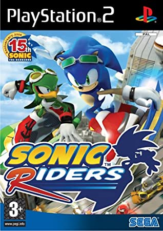 Sonic Riders (PS2)
