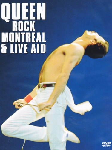 Queen - Rock Montreal & Live Aid (special edition)