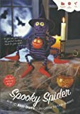 Alan dart Alan dart spooky spider (simply knitting pullout) toy knitting pattern