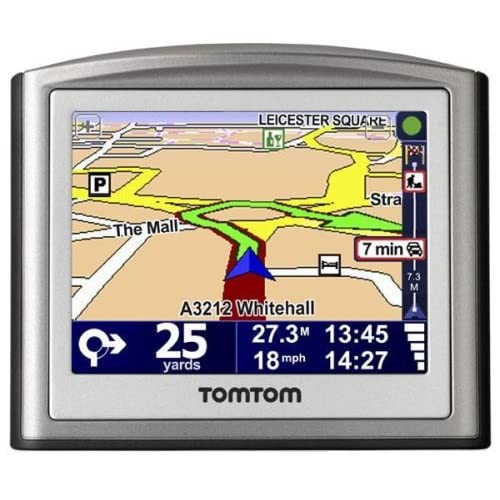 TomTom ONE review
