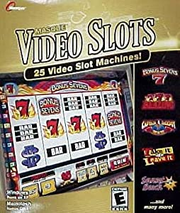 Masque Video Slots with 25 Slot Machines