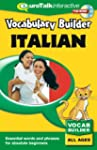 Vocabulary Builder Italian: Language...