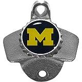 NCAA Michigan Wolverines Wall Bottle Opener