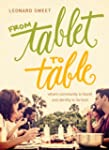 From Tablet to Table: Where Community...