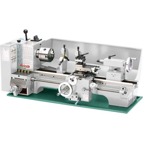 Find Discount Grizzly G4000 Bench Lathe, 9 x 19-Inch