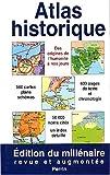 echange, troc Collectif - Edition 2000 - Atlas historique
