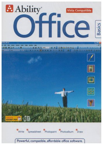 Ability Office Basic Vista v4 (PC)