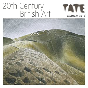 Tate Twentieth Century British Art wall calendar 2015 (Art calendar) (Flame Tree Publishing)