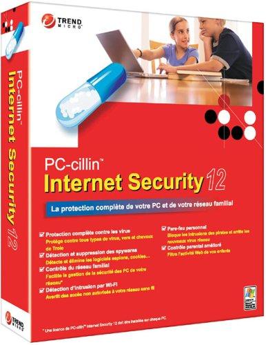 Pc-Cillin Internet Security 12